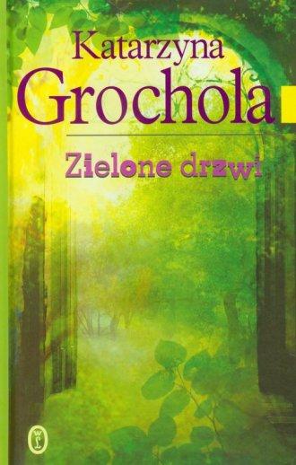 Zielone drzwi - okładka książki