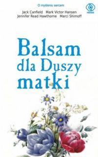 Balsam dla duszy matki - okładka książki