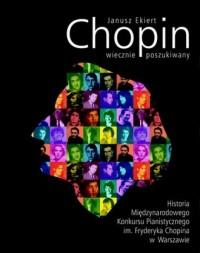 Chopin wiecznie poszukiwany - okładka książki