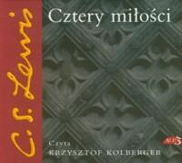 Cztery miłości. Czyta: Krzysztof - pudełko audiobooku