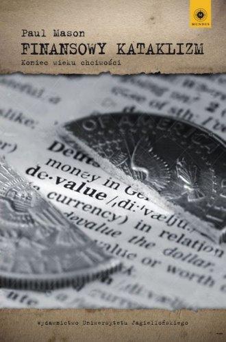 Finansowy kataklizm - okładka książki