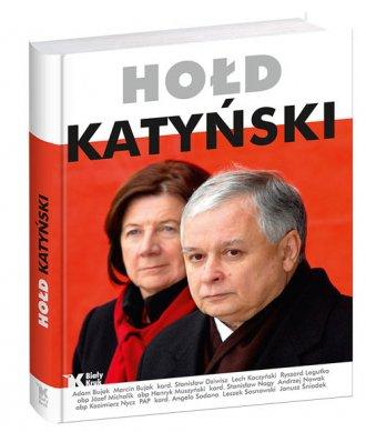 Hołd Katyński - okładka książki