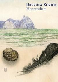 Horrendum - okładka książki