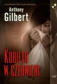 Kobieta w czerwieni - okładka książki