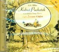 Kubuś Puchatek (CD mp3) - pudełko audiobooku