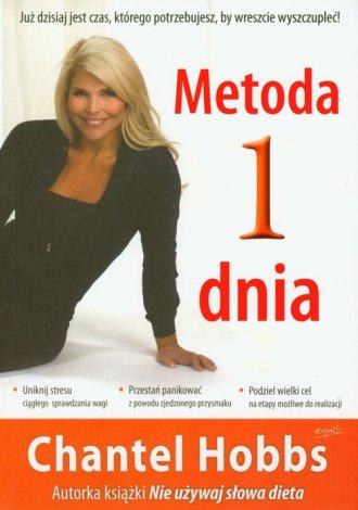 Metoda jednego dnia - okładka książki