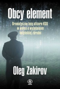 Obcy element - okładka książki