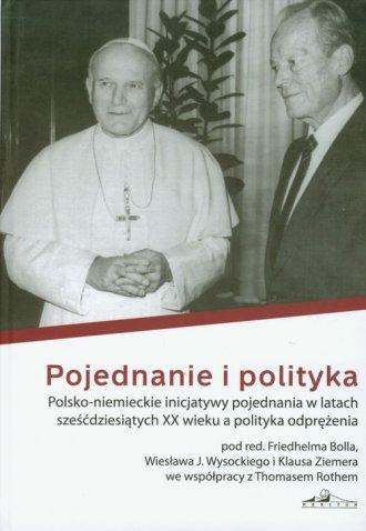 Pojednanie i polityka. Polsko - - okładka książki