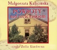 Powroty nad rozlewiskiem (CD) - pudełko audiobooku
