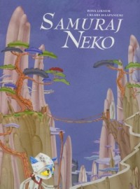 Samuraj Neko - okładka książki