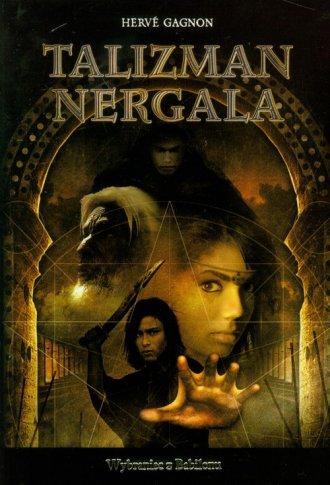 Talizman Nergala. Tom 1 - okładka książki