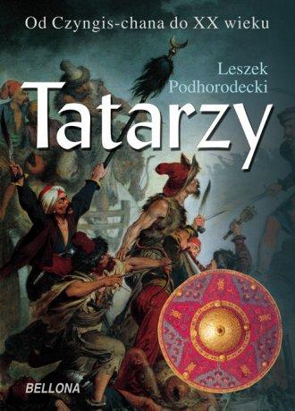 Tatarzy - okładka książki