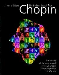 The Endless Search for Chopin - okładka książki