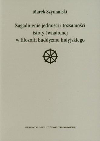Zagadnienie jedności i tożsamości - okładka książki