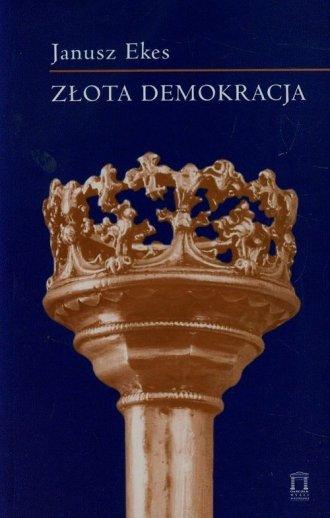 Złota demokracja - okładka książki