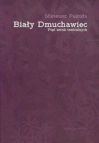 Biały dmuchawiec - okładka książki