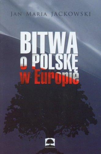 Bitwa o Polskę w Europie - okładka książki