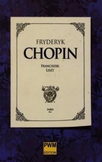 Fryderyk Chopin - okładka książki