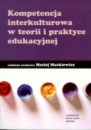 Kompetencja interkulturowa w teorii - okładka książki