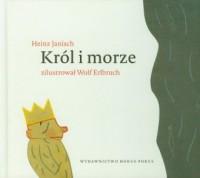 Król i morze. 21 krótkich opowiastek - okładka książki