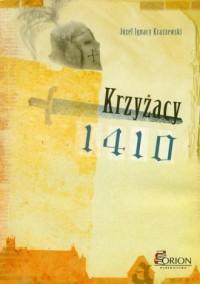 Krzyżacy 1410 - okładka książki