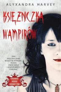Księżniczka wampirów - okładka książki