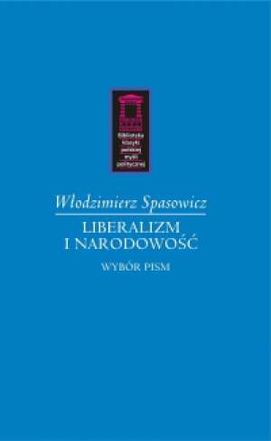 Liberalizm i narodowość. Seria: - okładka książki