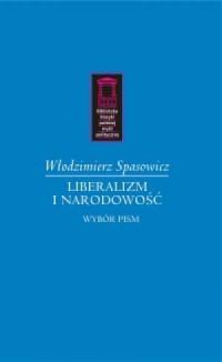 Liberalizm i narodowość. Biblioteka - okładka książki