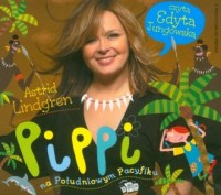 Pippi na południowym pacyfiku (CD) - pudełko audiobooku