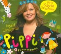 Pippi pończoszanka (CD) - pudełko audiobooku