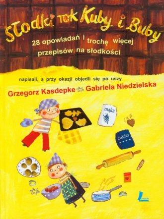 Słodki rok Kuby i Buby - okładka książki