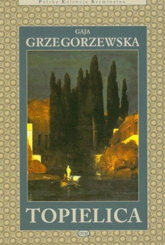 Topielica - okładka książki
