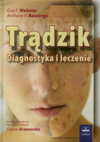 Trądzik. Diagnostyka i leczenie - okładka książki
