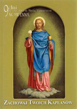 Zachowaj Twoich kapłanów - okładka książki
