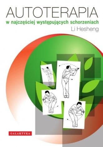 Autoterapia w najczęściej występujących - okładka książki