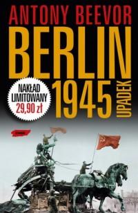 Berlin 1945. Upadek - okładka książki