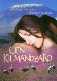 Cień Kilimandżaro - okładka książki
