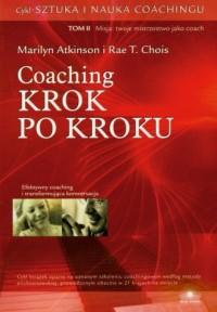 Coaching krok po kroku - okładka książki