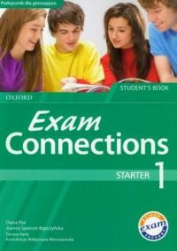 Exam Connections 1. Starter. Students Book - okładka podręcznika
