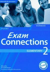 Exam Connections 2. Elementary workbook (+ CD) - okładka podręcznika
