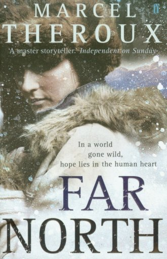 Far North - okładka książki
