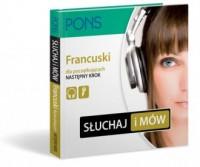 Francuski. Następny krok. Słuchaj i mów (2 CD) - okładka podręcznika