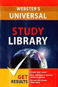 Get results Websters Study Library - okładka książki