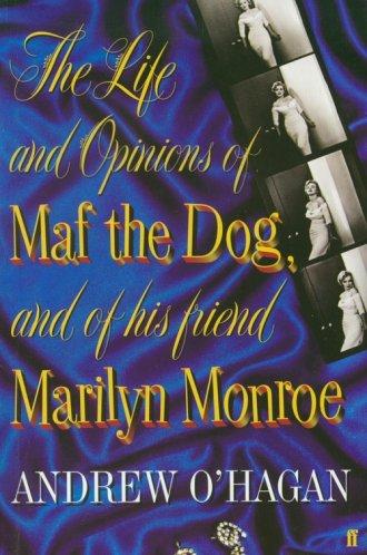 Life and Opinions of Maf the Dog - okładka książki