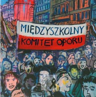 Międzyszkolny Komitet Oporu - okładka książki
