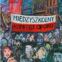 Międzyszkolny Komitet Oporu - Benita - okładka książki