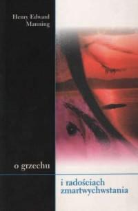 O grzechu i radościach zmartwychwstania - okładka książki