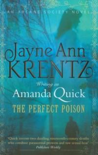 Perfect Poison - okładka książki