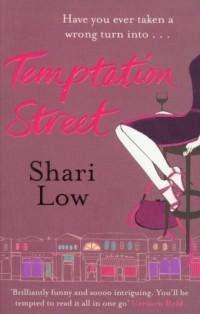 Temptation Street - okładka książki