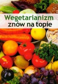 Wegetarianizm znów na topie - okładka książki